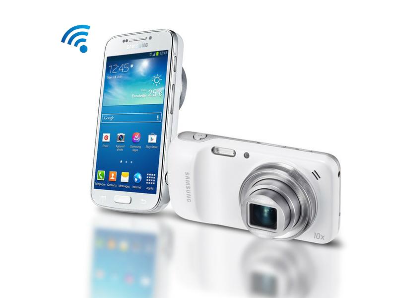 Samsung Galaxy S4 Zoom (avec ODR 100€)