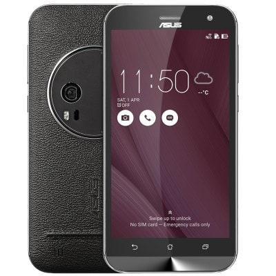 """Smartphone 5.5"""" Asus ZenFone Zoom (ZX551ML) - Z3590, 4 Go de RAM, 128 Go, noir"""