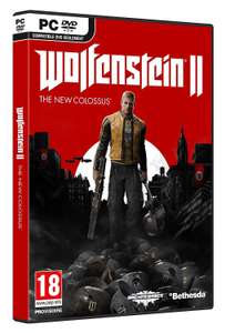 [Précommande] Wolfenstein II : The New Colossus sur PC