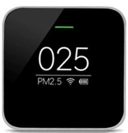Détecteur de Qualité de l'Air Xiaomi Smart PM2.5 - OLED