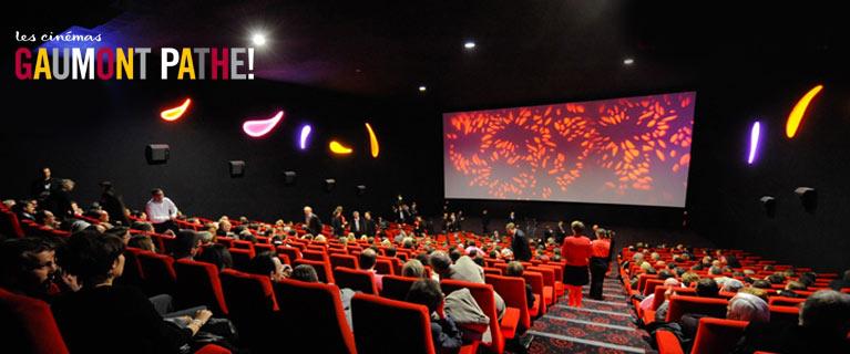 Place de cinéma chez Gaumont et Pathé