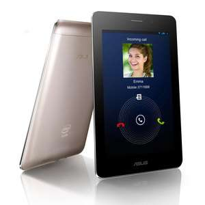 """Tablette 7"""" Asus Fone Pad ME371 - Intel Atom Z2420 1,2 GHz - 16 Go Android Wi-Fi - 3G"""