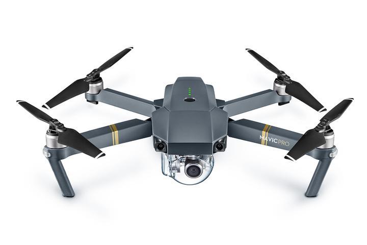 Drone Quadricoptère DJI Mavic Pro avec une batterie supplémentaire
