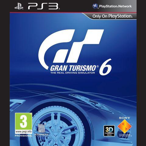 Pré-commande : Gran Turismo 6 sur PS3