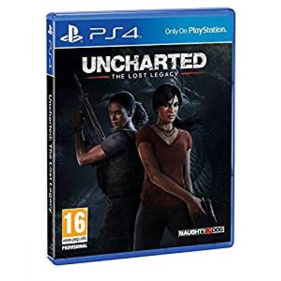 Sélection de jeux vidéo en promotion - Ex : [Précommande] Uncharted: The Lost Legacy sur PS4