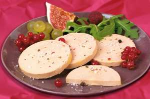 Bloc de foie gras de canard origine France (100g) + TERRINE + Livraison gratuite