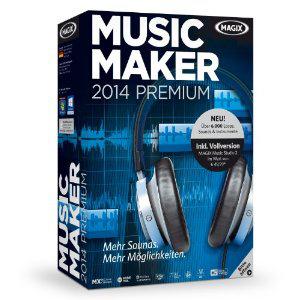 Logiciel MAGIX Music Maker 2014 Premium