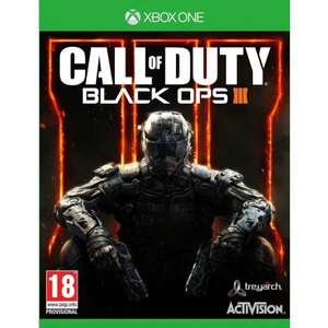 Jeux Call of duty black ops 3 sur Xbox One