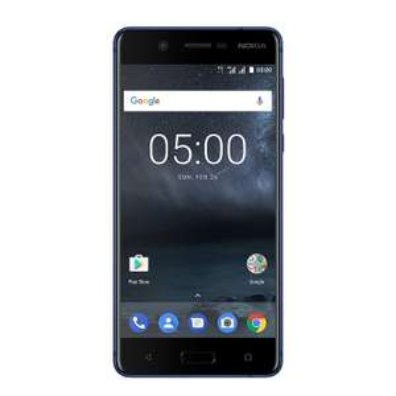 """Smartphone 5.2"""" Nokia 5 - 2 Go RAM, 16 Go, Double SIM"""