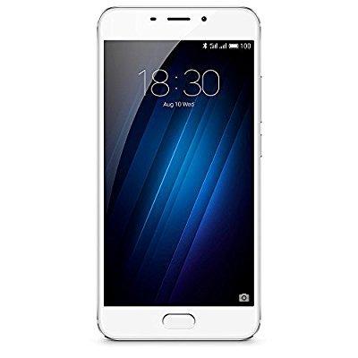 """Smartphone 5.5"""" Meizu M3E - 3 Go RAM, 32 Go, Double SIM"""