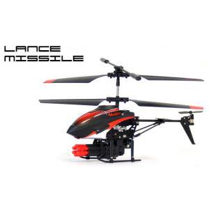 Hélicoptère Modelco radiocommandé Lance Missiles