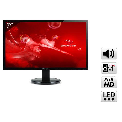 """Ecran PC LCD Packard Bell 27"""" 273Dbmd"""