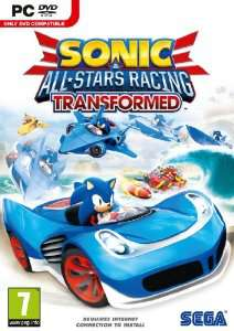Sonic & All-Stars Racing Transformed sur PC (Dématerialisé)