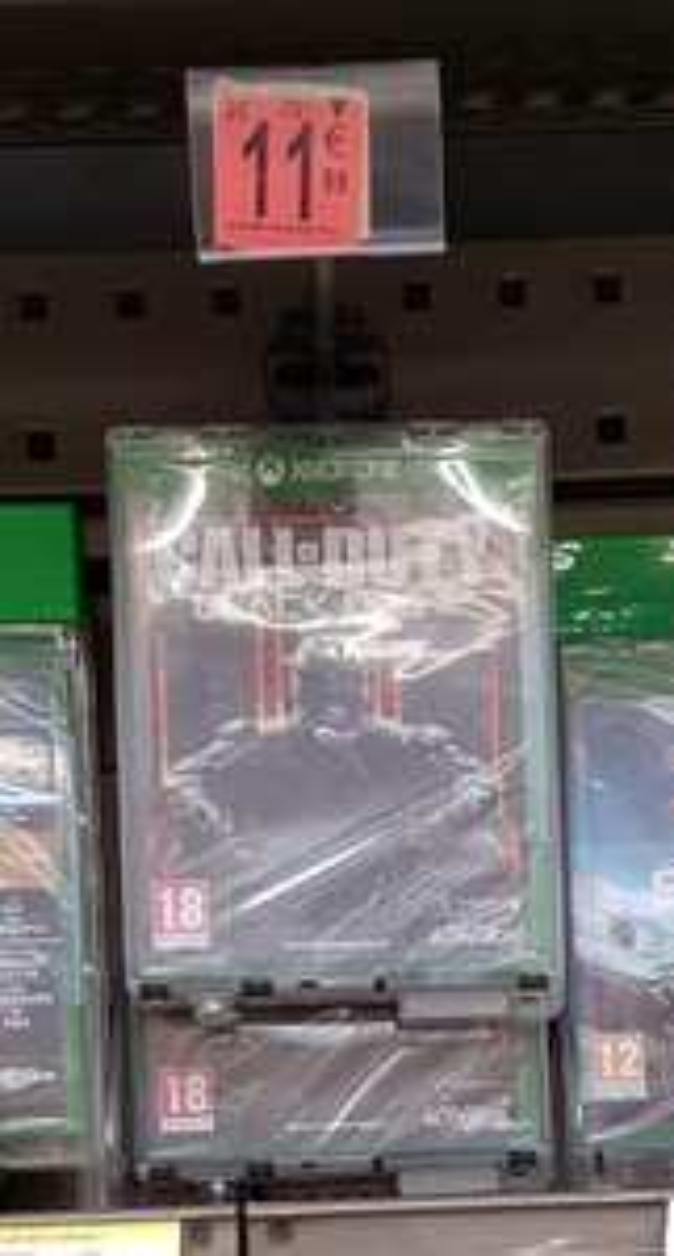 Call Of Duty Black Ops 3 sur PS4/Xbox One + 2,60€ en bon d'achat