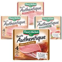 Fleury Michon: Jambon Recette Authentique