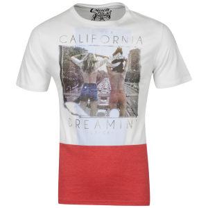 T-Shirt homme Cinch Flash Photo Print - Taille S à XXL