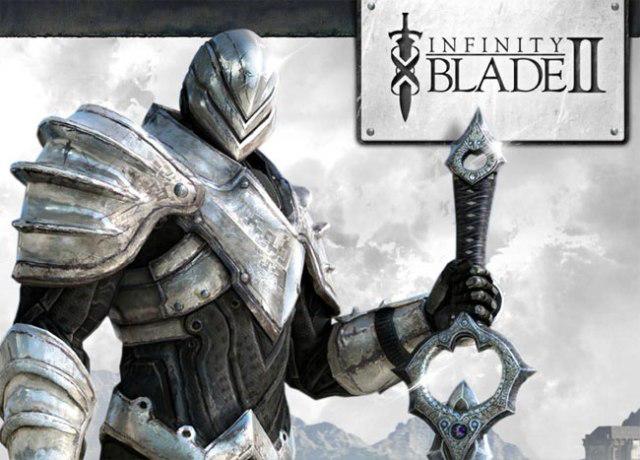 Infinity Blade II gratuit pour iOS (au lieu de 5,99 €)
