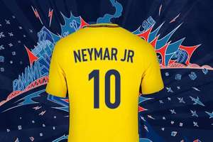 [Membre MyParis] 10% de réduction sur le maillot de Neymar