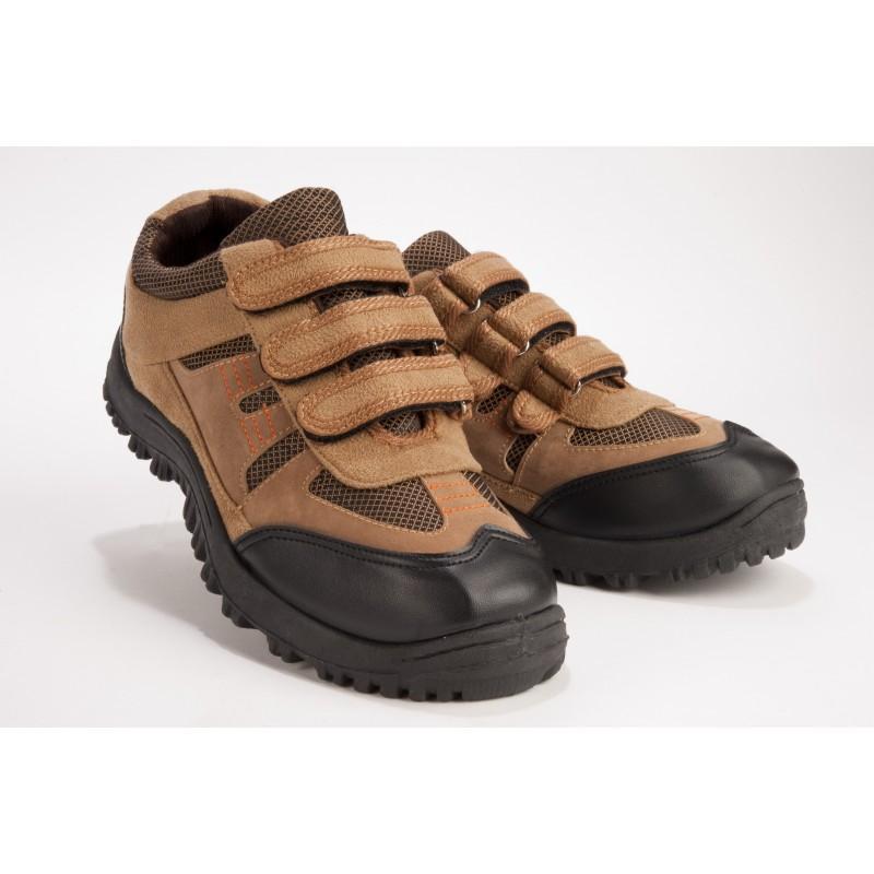Chaussures de marche à scratch - Taille 45