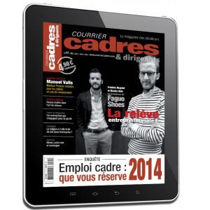 Courrier Cadres au format PDF gratuit pendant 6 mois
