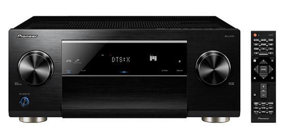 Ampli Home-cinéma Pioneer SC-LX701 - 9.2, 185w/canal, Atmos, DTS X