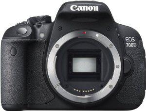 Appareil Photo Réflex Canon EOS 700D - 18 Mpx, boîtier nu