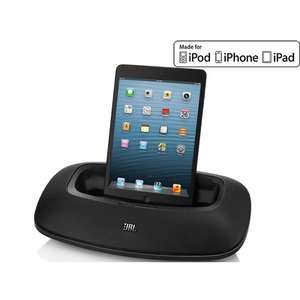 Enceinte JBL OnBeat Mini Noir iPod/iPhone 5 /iPad Mini Lightning