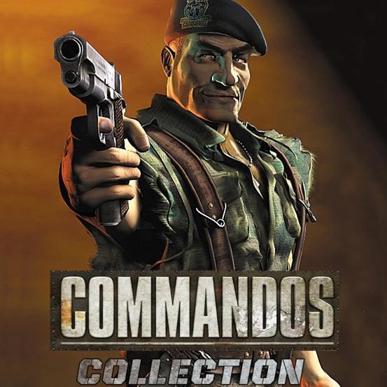 Commandos Pack : 4 Jeux sur PC (Dématérialisé, Steam)