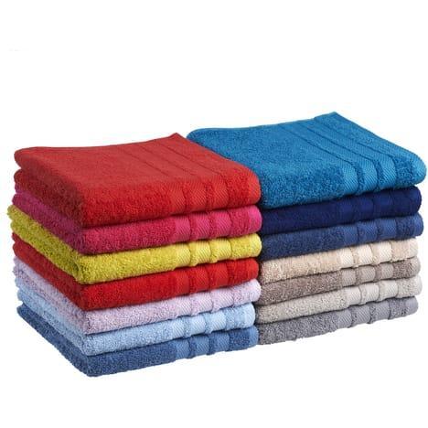 Maxi drap de bain - 100x150cm, 500g/m2, Plusieurs coloris