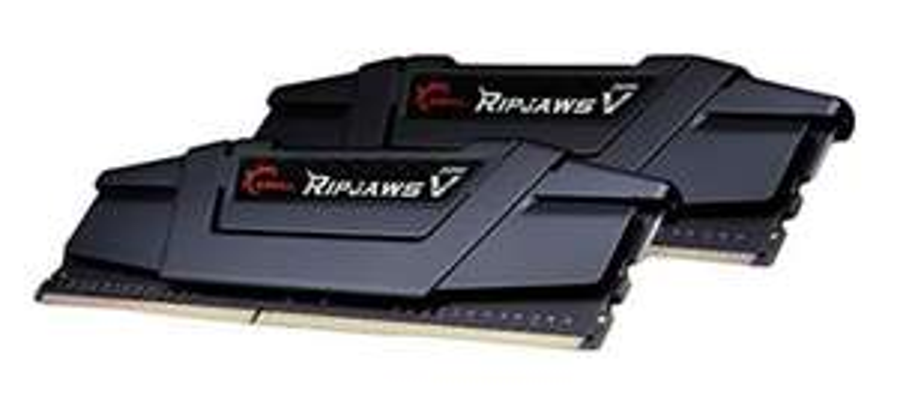 Kit mémoire 2x8Go Ram DDR4 G.Skill Ripjaws V - 3200MHz