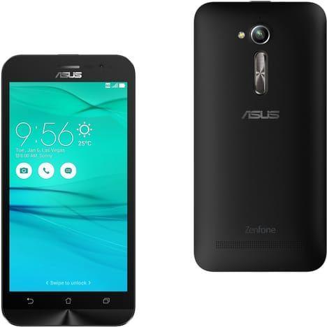 """Smartphone 5"""" Asus Zenfone Go 5 (via 10€ fidélité)"""