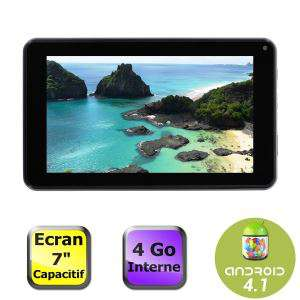 Tablette 7'' 4 Go Android 4.1 (20.03€ via Buyster)