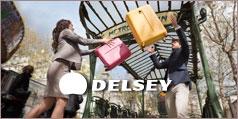 -50% sur le deuxième bagage acheté Samsonite ou Desley