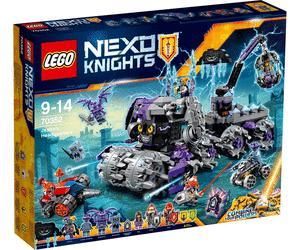 Jouet Lego Nexo Knights - La Tête d'Assaut de Jestro (70352)