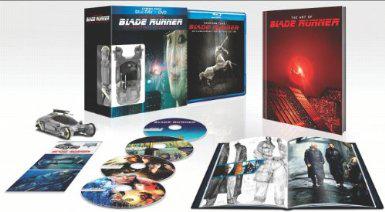 Blade Runner (30ème Anniversaire Edition Collector) [Blu-ray]