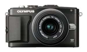 Appareil photo Olympus PEN E-PL5 16 Mpix Noir + Objectif 14-42 mm II R Noir