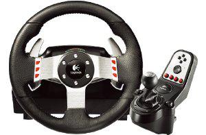 Volant + pedales + levier de vitesse Logitech G27 S pour PC/PS2/PS3 - Cuir Noir / acier