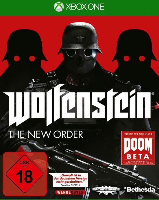 Wolfenstein: The New Order (version censurée) sur Xbox One