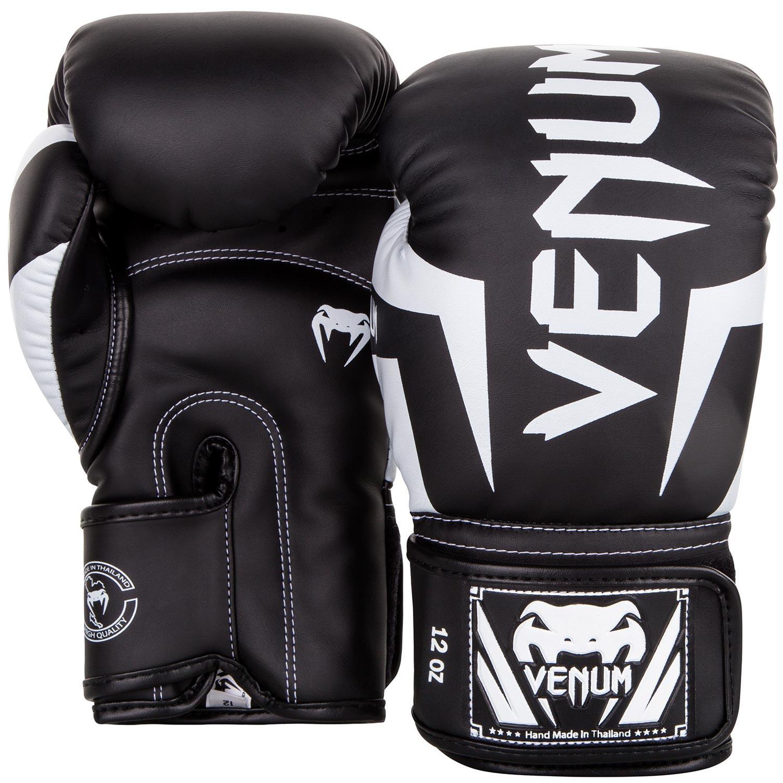 50% de remise sur une sélection de produits Venum - Ex:  Gants de boxe Venum Elite - 8/10oz, Noir
