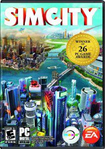Simcity sur PC (Dématérialisé - Origin)