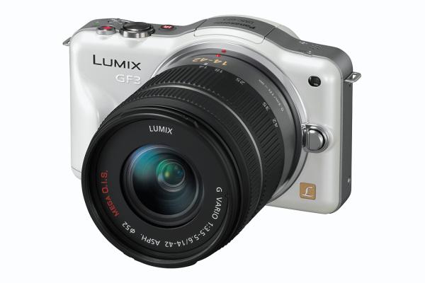 Soldes sur une sélection d'articles - Ex : Appareil Photo Hybride Panasonic DMC-GF3KEF