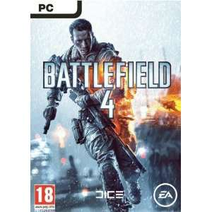 Battlefield 4 sur PC (Origin - Dématérialisé)