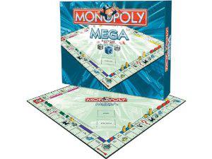 Jeu de société Mega Monopoly Winning Moves
