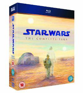Coffret Blu Ray Star Wars L Integrale (9 Blu Ray)