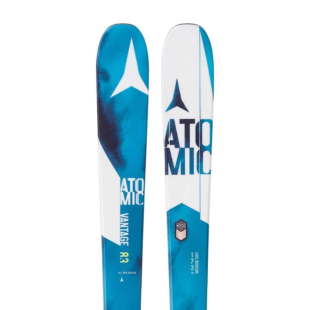 Pack skis homme Atomic Vantage 83 R + fix Atomic E Lithium 10