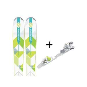 Pack skis femme Dynastar Glory 79 Xpress  + fix Look Xpress W 11 B83