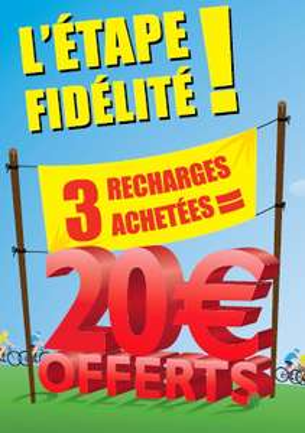 20€ remboursé pour l'achat de 3 bouteilles de gaz « +Control »