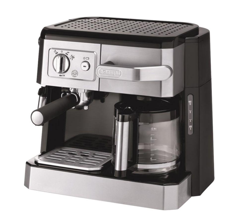 cafetière Expresso combiné Delonghi BCO425/420