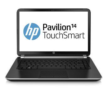 HP Pavilion Touchsmart 14-n053ef + souris +  imprimante wifi HP Envy 4500 (Avec ODR de 100€)