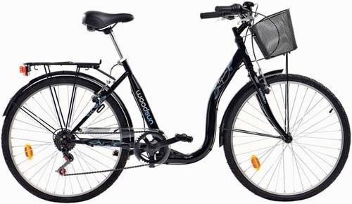 """Vélo de ville 26"""" WoodSun Capucine"""